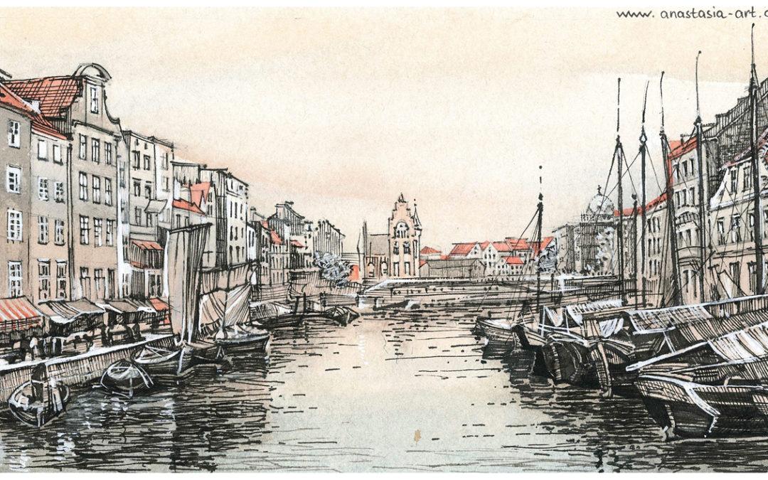 Koenigsberg Pr., Hafenpartie
