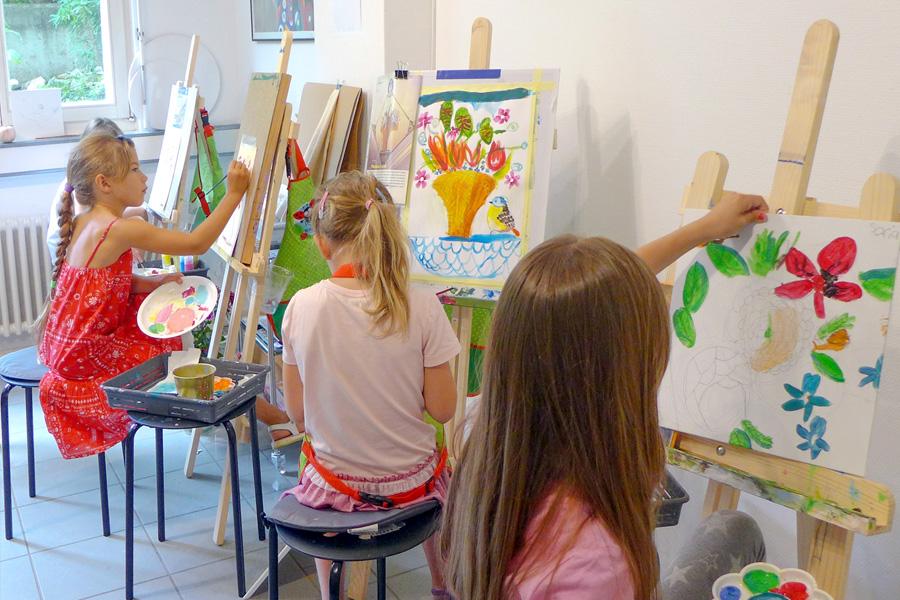 wöchentliche für kinder- und jugend kurse ab 6 jahre